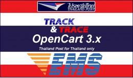 Thailand Post for Thailand OC3.x