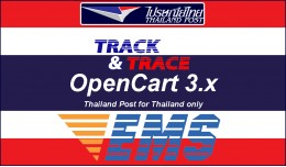 Thailand Post: EMS Thailand for OC 3.x