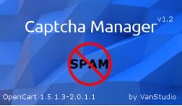 Captcha Manager