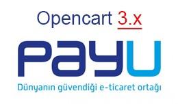 Opencart PayU 3.x Ödeme Modülü