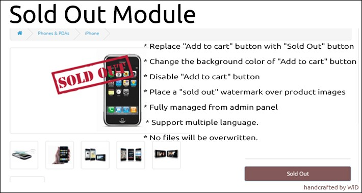 Disable change text change color watermark to add to cart