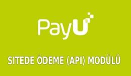 Opencart PayU Sitede Ödeme (PayU ALU)