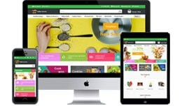 Opencart Grocery Super Market Store Theme 3.0x, ..