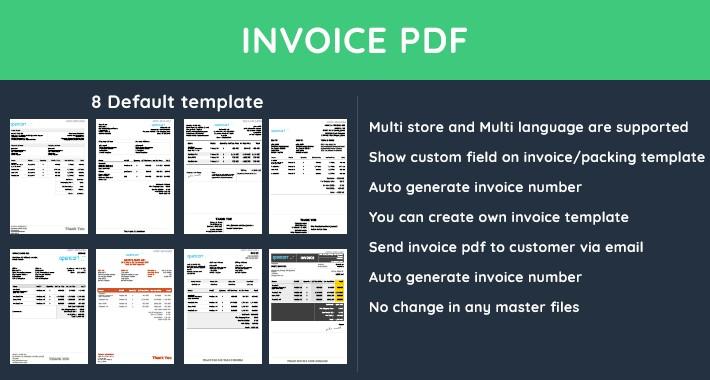 Invoice Pdf