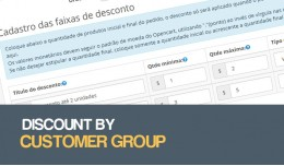 Customer Group Discount - Fixed Amount or Percen..