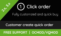 One Click Order