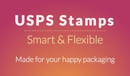 USPS Stamps Smart & Flexible