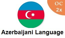 Azerbaijan language Pack OC2x