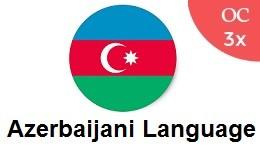 Azerbaijan language Pack OC3x