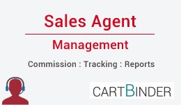 Sales Agent Management : Commission, Tracking &a..