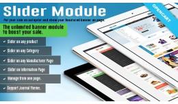 Slider On Category/Product/Information/Manufactu..