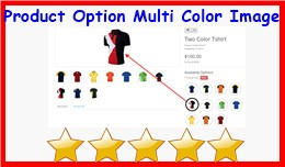 Product Option Multi Color Image