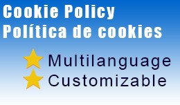 Cookie Policy - Política de cookies