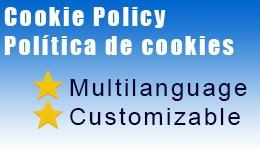 Cookie Policy - Política de cookies