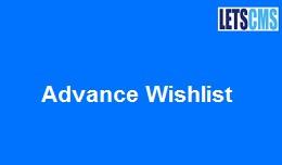 Advance Wishlist