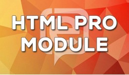 HTML Module Pro and Layout Column System