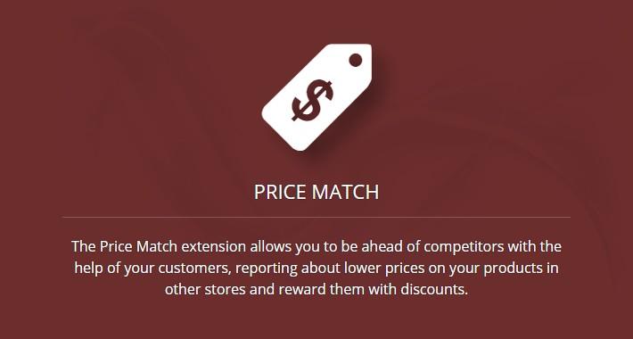 Price Match OC2.x-3.x