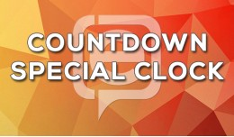 CountDown Special Clock