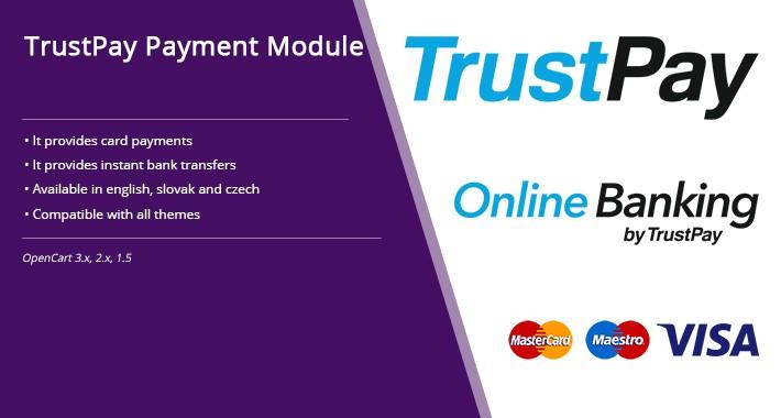 TrustPay Payment Module