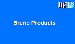 Brand Products
