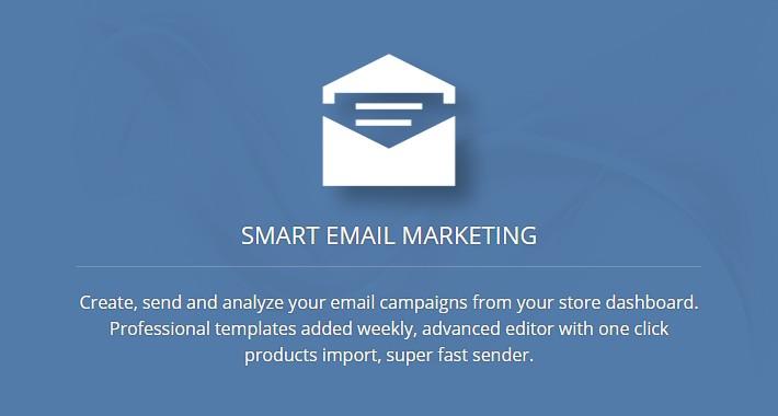 Smart Email Marketing - Newsletter Builder & Sender