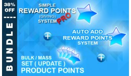 BUNDLE: Simple Reward Pro, Auto Add, and Bulk Se..