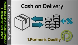 Cash on Delivery + Commission Fee Calculation fo..
