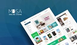 Pav Mesa - Bookstore Opencart Theme