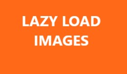 Lazy Load Images