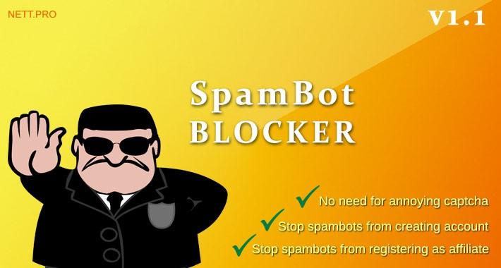 Spam Bot Blocker