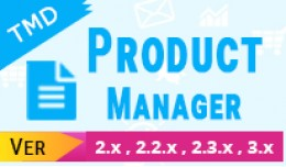 Product Manager-Quick Edit