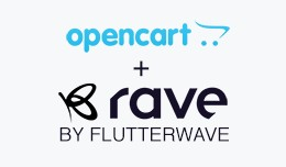 Rave by Flutterwave payment gateway