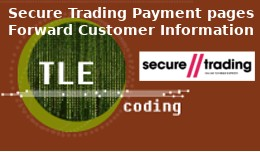 Secure Trading Payment Pages - Forward customer ..