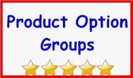 Product Option Groups