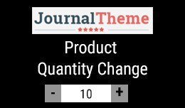 JOURNAL - Product Quantity Change