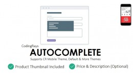Autocomplete - Best Advanced Live Search Module