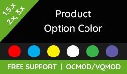 Product Option Color