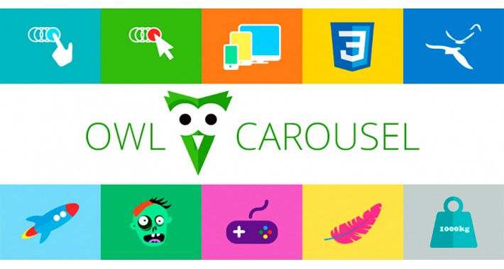OWL Carousel Products