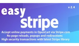 Stripe Payment Gateway :: SCA-ready :: 3D Secure