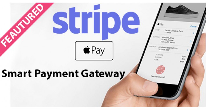 (1.5/2.x/3.x) Stripe Payments PRO :: Apple Pay & Google Pay