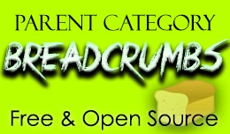 Parent Category Breadcrumbs for 2.3.0.2 & 3...