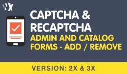 CAPTCHA & RECAPTCHA - Add/Hide