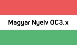 Hungarian Language for OC3.x