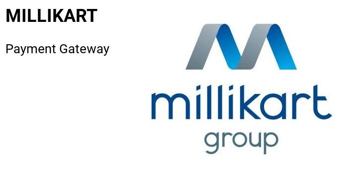 Millikart Payment Gateway for Opencart