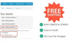 Hide Other Shipping Methods if Free Shipping is ..