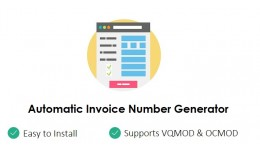 Automatic Invoice Number Generator - Auto Generate