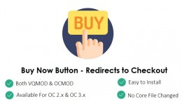 Buy Now Button - Redirects to Checkout (For OC 2..