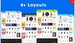 Digital OpenCart 3.0.2.0 Theme (Electronics,Fash..