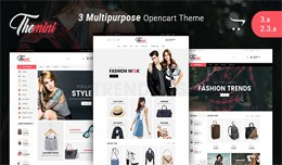 Themini - Multipurpose Responsive Fashion Openca..