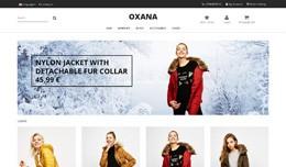 OXANA - Responsive Theme